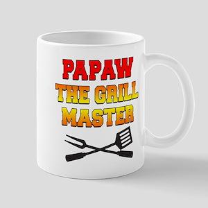 Papaw The Grill Master Drinkware Mugs