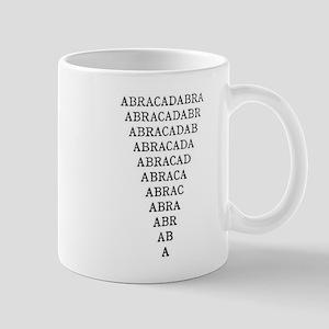 abracadabra Mugs