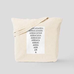 abracadabra Tote Bag