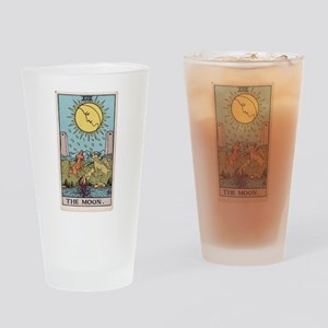 """""""The Moon"""" Drinking Glass"""