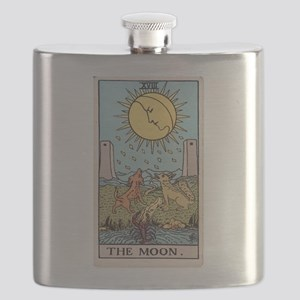 """""""The Moon"""" Flask"""