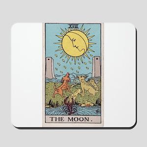 """""""The Moon"""" Mousepad"""