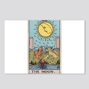 """""""The Moon"""" Postcards (Package of 8)"""