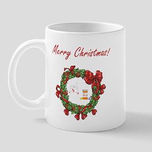 Pharmacist Merry X-mas Mug