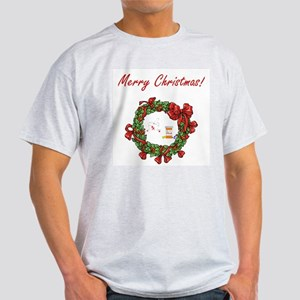 Pharmacist Merry X-mas Light T-Shirt