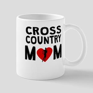 Cross Country Mom Mugs