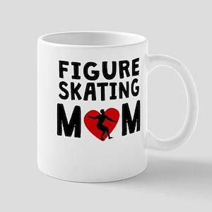 Figure Skating Mom Mugs