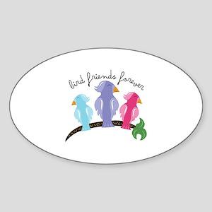 Bird Friends Sticker
