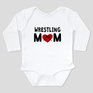 Wrestling Mom Body Suit