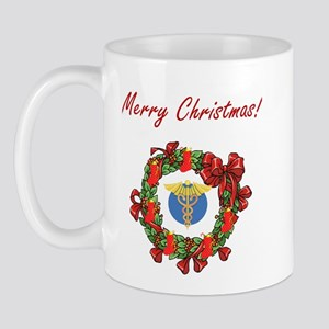 OT Merry Christmas Mug