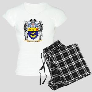 Mcgillivray Coat of Arms - Women's Light Pajamas