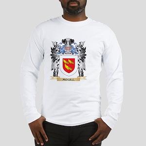 Mcgill Coat of Arms - Family C Long Sleeve T-Shirt