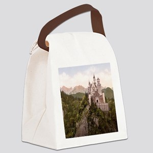 NEUSCHWANSTEIN CASTLE Canvas Lunch Bag
