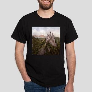NEUSCHWANSTEIN CASTLE Dark T-Shirt