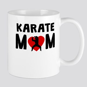 Karate Mom Mugs