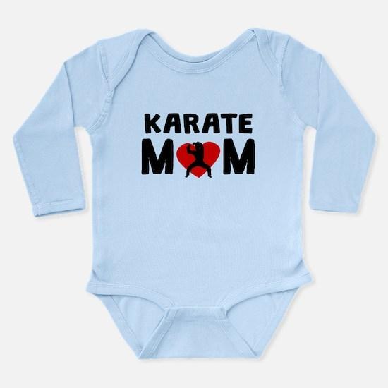 Karate Mom Body Suit