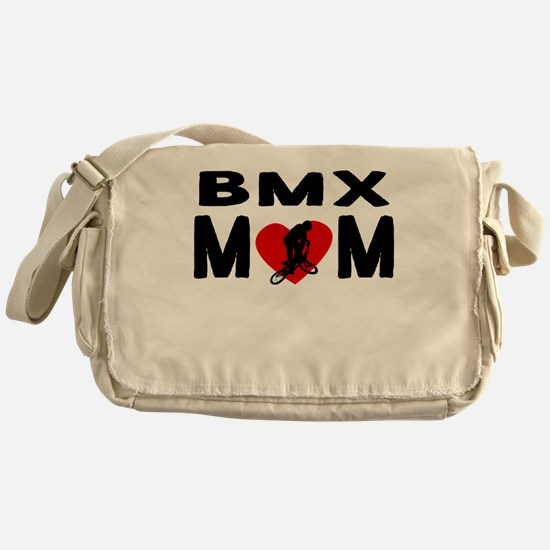 BMX Mom Messenger Bag