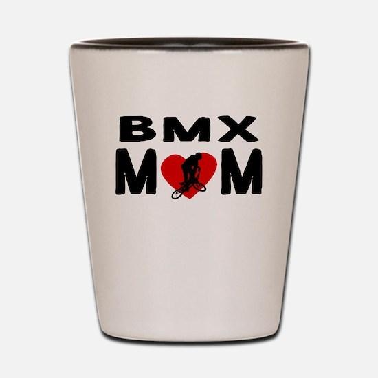 BMX Mom Shot Glass