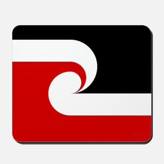 Maori Flag Mousepad