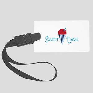 Sweet Thing Luggage Tag
