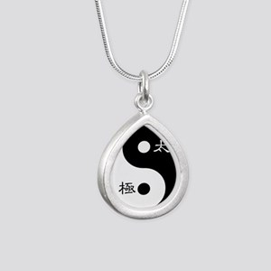 Tai Chi Yin Yang Symbol Necklaces