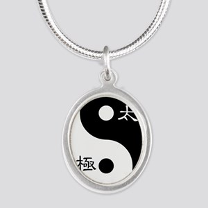 Tai Chi Yin Yang Symbol Necklaces