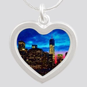 REFLECTIONS OF THE CITY Necklaces