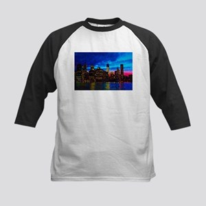 REFLECTIONS OF THE CITY Baseball Jersey