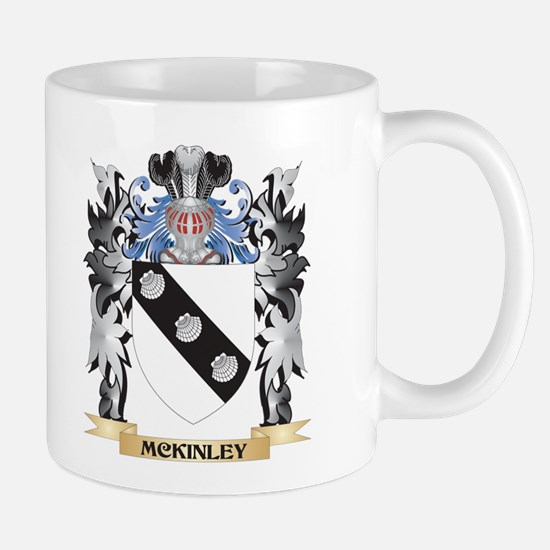 Mckinley Coat of Arms - Family Crest Mugs