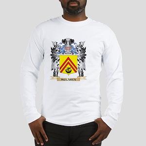 Mclaren Coat of Arms - Family Long Sleeve T-Shirt