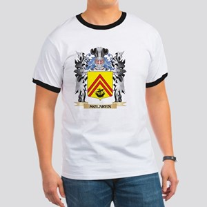 Mclaren Coat of Arms - Family Crest T-Shirt