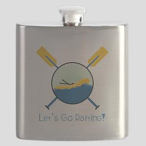 Go Rafting Flask