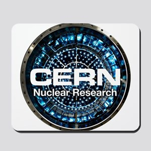 CERN Nuclear Research Mousepad