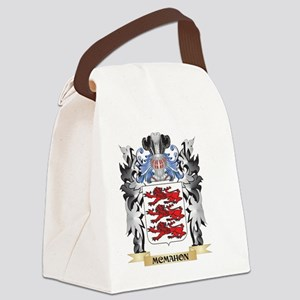 Mcmahon Coat of Arms - Family Cre Canvas Lunch Bag