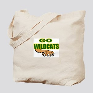 GO WOLDCATS Tote Bag