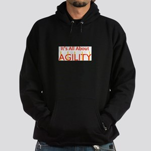 ITS ALL ABOUT AGILITY Hoodie