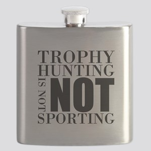 Trophy Hunting Flask