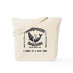 HARPOON SALOON-CAPE COD,MA Tote Bag