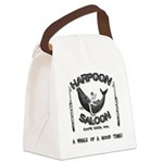 HARPOON SALOON-CAPE COD,MA Canvas Lunch Bag