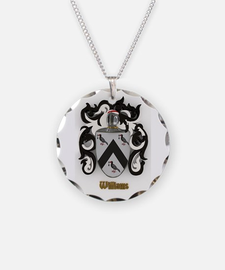 Williams Family Crest Necklace
