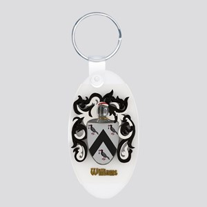 Williams Family Crest Keychains