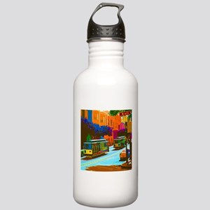 SanFrancisco004 Stainless Water Bottle 1.0L
