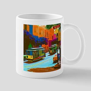 SanFrancisco004 Mugs