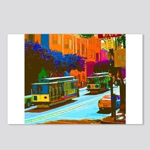 SanFrancisco004 Postcards (Package of 8)