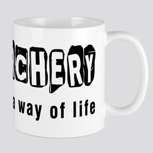 Archery it is a way of life Mug