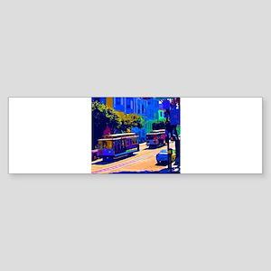 SanFrancisco002 Bumper Sticker