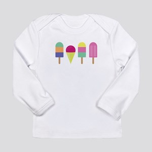 Popsicles Long Sleeve T-Shirt