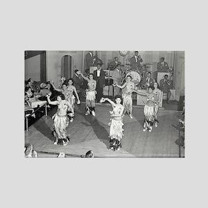 Cabaret Dancers, 1941 Magnets
