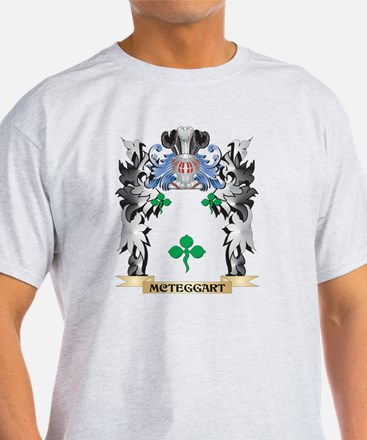 Mcteggart Coat of Arms - Family T-Shirt