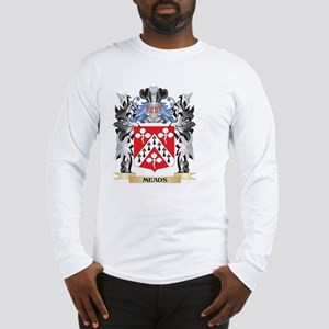 Meads Coat of Arms - Family Cr Long Sleeve T-Shirt